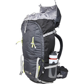 Berghaus Wilderness 65+15 Backpack Carbon/Jet Black/Bright Lime